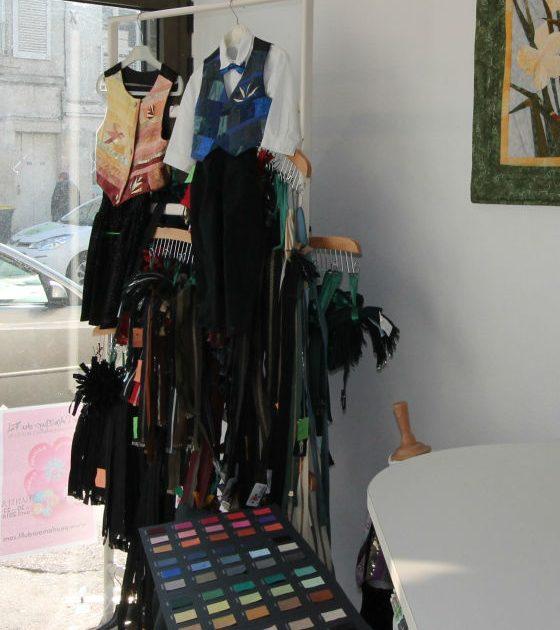 atelier de couture - espace rue